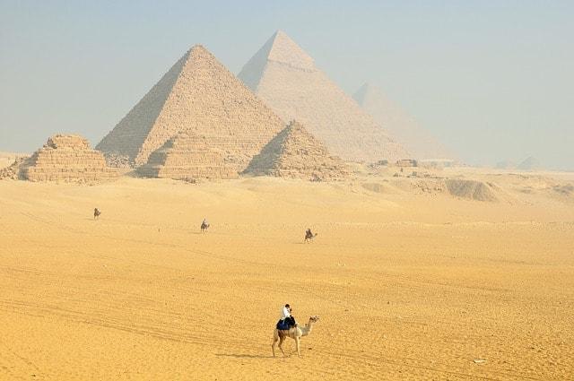Flygtid.se - Här tar du reda på flygtiden till Egypten